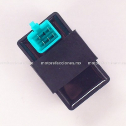 Unidad CDI AC 5 puntas Italika AT110 / FT110 / ST70 / ST90