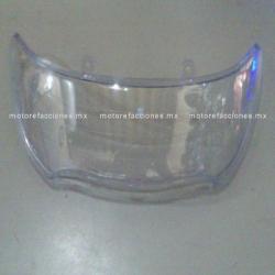 Mica para Calavera Trasera (mica transparente) - Italika CS125 / XS125