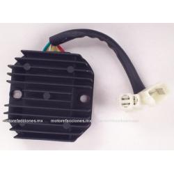 Regulador 5 puntas 2 conectores – Vento 200 y 250cc