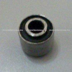 Buje Chico de Motor Motonetas (amortiguador) GY6 - Italika DS125 / DS150 / XS125 / GS150 / WS150 / WS175 / GTS175