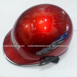 Casco Cachucha WL180 (Rojo)