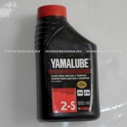 Aceite Yamalube SEMI-Sintetico Motos 2T (2 tiempos) - (946 ml)