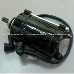 Marcha Color Negro - Italika FT125 (2010 en adelante) / FT150 (2010 en adelante) / FT150 GT (todos los años)