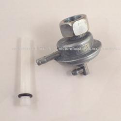 Llave de Gasolina Motonetas (tanque) - Neumatica - Italika VS90 / CS125 / XS125 / WS150 / WS175
