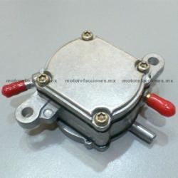 Bomba de Gasolina - Motonetas y Motocicletas - Zanetti Beneta 150 - Motos tipo Custom (choper) - Motos Carabela