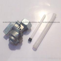 Llave de Gasolina Motocicletas (tanque) - Italika RT200 / EX200