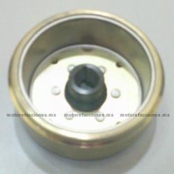 Magneto para Motonetas 125, 150 y 175cc (coronas de 6, 8 y 11 bobinas) - Italika - Vento - Dinamo