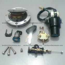 Switch Completo con Llave Motocicleta - Italika EX200 / RT200