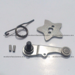 Kit de Estrella de Cambios para Motocicleta - Italika AT110 / AT110 Sport