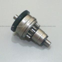 Bendix de Arranque - 50, 90 y 100cc - Italika VS90 / PS90
