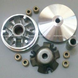 Variador Centrifugo Completo - Italika CS DS GS WS GTS (algunas GTS175 hasta 2011) - Vento - Dinamo