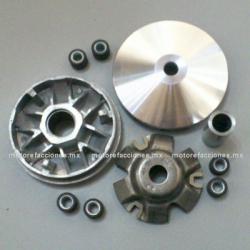 Variador Centrifugo Completo Motonetas 175cc - Italika WS175 / GTS175 (2012 en adelante)