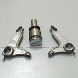 Balancin Inferior y Eje para Motocicleta 125 y 150cc - Italika FT125 / FT150
