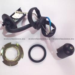 Flotador Gasolina Completo Motonetas - Italika DS125 / DS150 / GS150 / GTS175 / XS150 / Phantom / Adventure