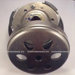 Clutch Completo Motonetas 125 y 150cc - Italika DS CS XS GS WS GSC - Phantom - Adventure – Carabela VX150
