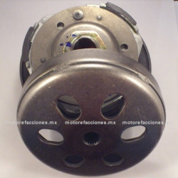 Clutch Completo Motonetas 125 y 150cc - Italika DS CS XS GS WS - Phantom - Adventure – Carabela VX150
