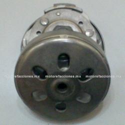 Clutch Centrifugo Completo Motonetas 175cc - Italika WS175 / GTS175 (2012 en adelante) / TS170
