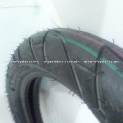 Llanta para Motocicleta 110/70-17 - (6 capas) - Pista / Ciudad - Italika DM150