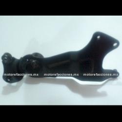 Soporte de Amortiguador y Escape para Motoneta Italika GS150 / GTS175 - Vento Phantom 9i