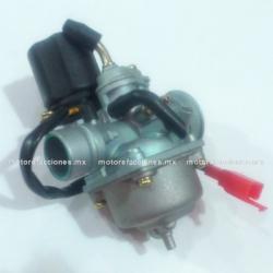 Carburador Completo 2T – GY6 2 Tiempos 50 a 90cc - Vento ZIP - Lifan - Zanetti Spy 90