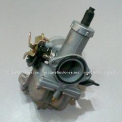 Carburador Completo - Motocicletas 180 y 200cc - Italika EX200 / RT200 / FT200 / FT180 / RC200 - Custom (choper) 200cc