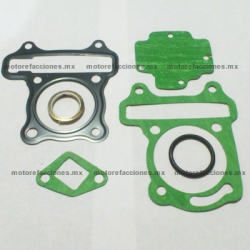 Juntas de Cabeza y Cilindro de Motor Motonetas 90cc (juego completo) - Italika VS90 / PS90
