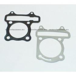Juntas Cabeza y Cilindro Italika GTS175 / WS175 / TS170 - 170 y 175cc (2 pzas)