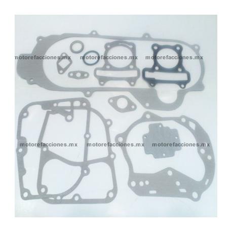"Juntas de Motor Motonetas 90cc (juego completo) / Rin 10"" - Italika VS90 / PS90"