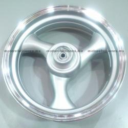 """Rin Delantero Italika DS125 / DS150 / EX-150TC - Vento Phantom R3, R4, R5 - Carabela VX150 - (13"""" de 3 Brazos)"""