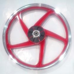 Rin Trasero Italika AT110 - (Rojo)