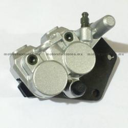 Caliper (mordaza) Completo - Italika DS125 / DS150 / XS150 / GS150 / GTS175 - Adventure - VX150 – Phantom