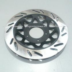 Disco de Freno Motocicleta - Italika FT150 / FT150 GT