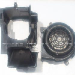 Cubiertas de Enfriamiento GY6 - Italika DS CS GTS GS XS WS - Vento Phantom - Dinamo Adventure - Carabela VX150