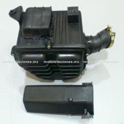 Depurador Completo Italika FT150 / FT150 GT / DT150 (incluye filtro)