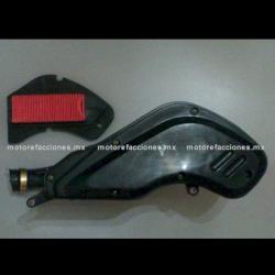 Depurador Completo Italika WS150 (incluye filtro)