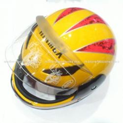 Casco Cerrado Infantil - HT1000 (amarillo)