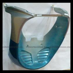 Panel o Encarenado Italika DS150 - Vento Phantom R5 - Carabela VX150 - Dream Siluete (Azul c/ Plata)