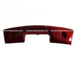 Cubierta Union Inferior DS125 / DS150 / XS150 - Vento Phantom R4, R5 - Carabela VX150 - Dream Siluete (Vino)