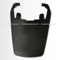 Cubre Fango Trasero (Lodera o Extension) Motoneta Italika WS150 / WS175 / W150