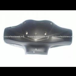 Antifaz de Manubrio Motoneta Italika GS150 / GTS175 - Vento Phantom 9i (Negro Mate)