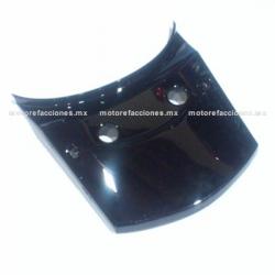 Cubierta Union Trasera Superior Motoneta GS150 / GTS175 - Vento Phantom 9i (Negro Brillante)