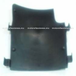 Protector de Motor Central (Panza) Motoneta Italika GS150 / GTS175 - Vento Phantom 9i (negro)