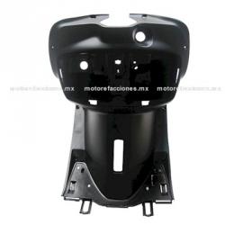Guantera Motoneta Italika CS125 / XS125 para Faro Cuadrado