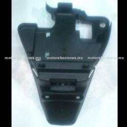 Salpicadera Trasera Completa Motonetas - Italika CS125 / XS125