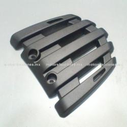 Cubierta de Parrilla Negro Mate Italika GS150 / GTS175 - Vento Phantom 9i