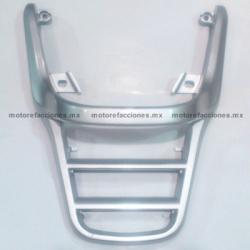 Parrilla Metalica - Italika CS125 / XS125 (Gris)