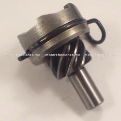 Engrane de Arranque Motonetas 90cc - Italika VS90 / PS90 (8 dientes)