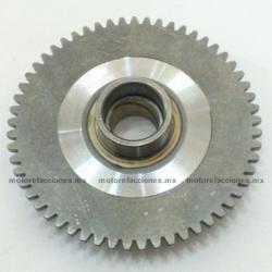 Engrane Impulsor de Arranque Motocicletas 125, 150 y 200cc