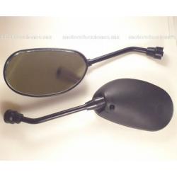 Espejos Negros Grandes STD (10mm)