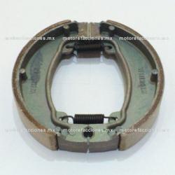 Balatas para Tambor - Yamaha BWS100